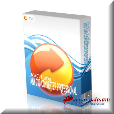 Any DVD Converter Professional Portable