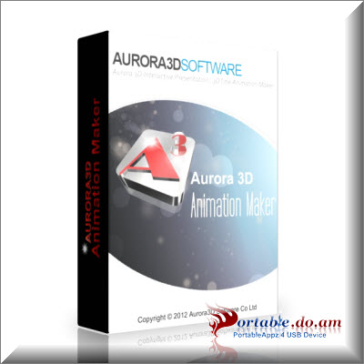 Aurora 3D Animation Maker Portable
