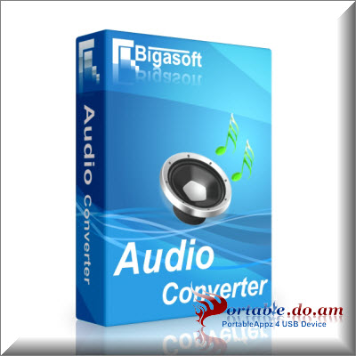 Bigasoft Audio Converter Portable