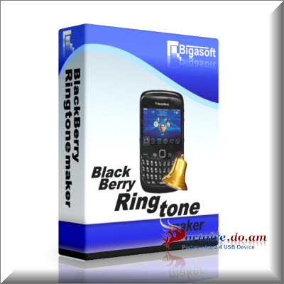 Bigasoft BlackBerry Ringtone Maker Portable