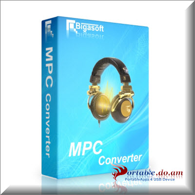 convert mpc to mp3