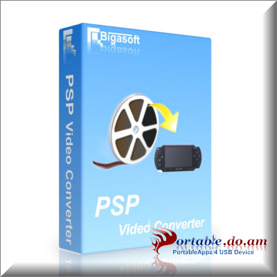 Bigasoft PSP Video Converter Portable
