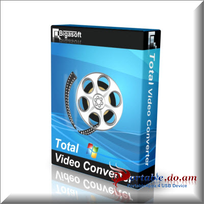 Bigasoft Total Video Converter Portable