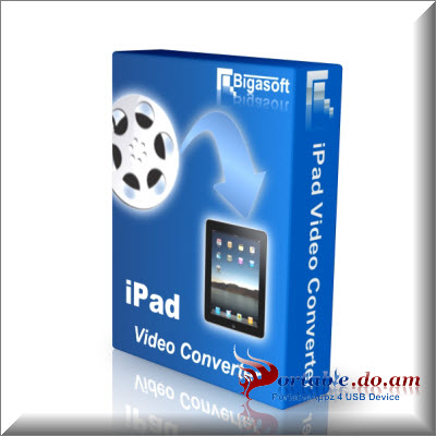 Bigasoft iPad Video Converter Portable