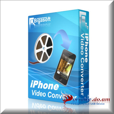 Bigasoft iPhone Video Converter Portable