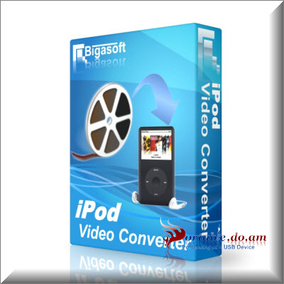 Bigasoft iPod Video Converter Portable