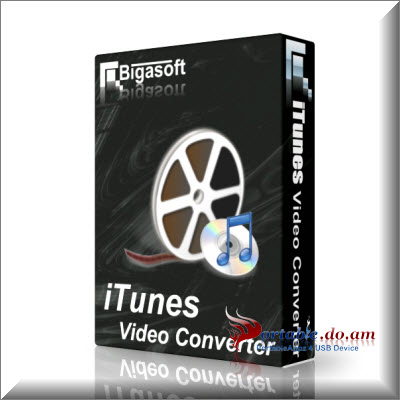 Bigasoft iTunes Video Converter Portable