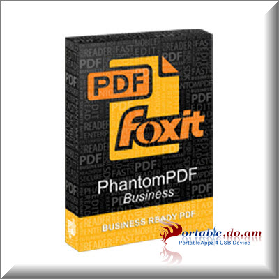 Foxit PhantomPDF™ Business Portable