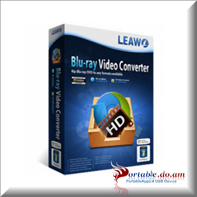 Leawo Blu-ray Video Converter Portable