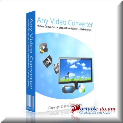 Any Video Converter Professional Portable