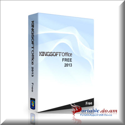 Kingsoft Office Free 2013 Portable