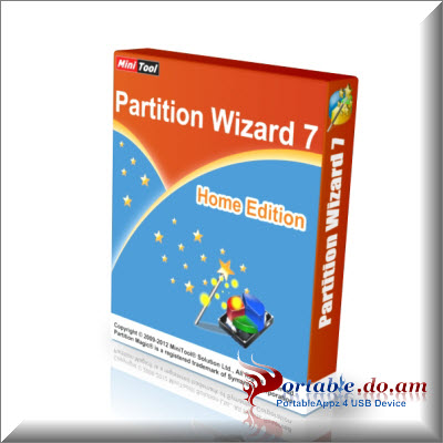 Partition Wizard Portable 7.5 Final