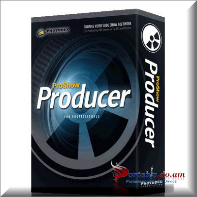Photodex ProShow Producer Portable