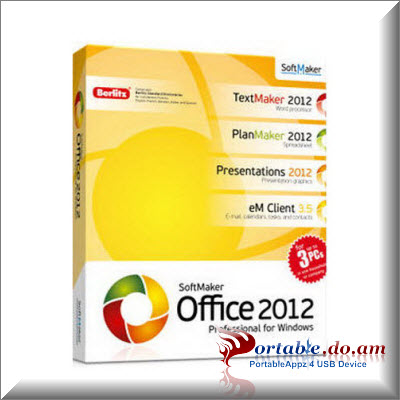 SoftMaker Office 2012 Portable