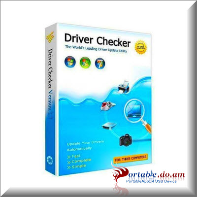 Driver Checker Portable